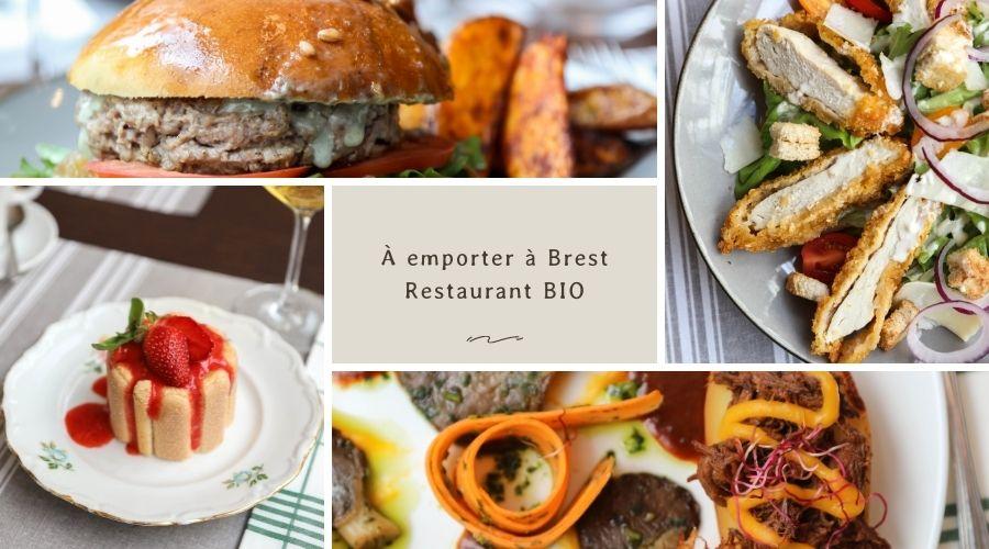 À emporter à Brest – Restaurant Bio