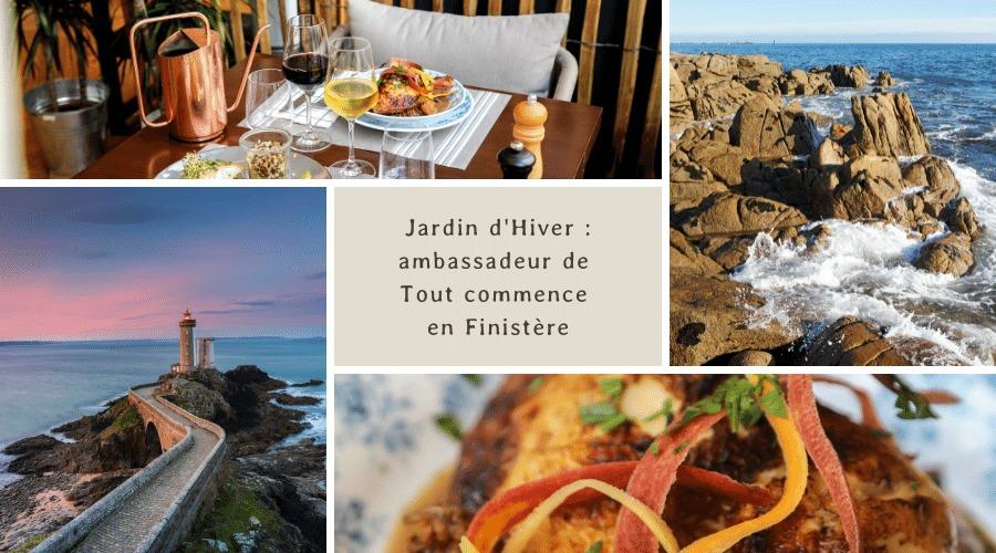 Jardin d'hiver : Ambassadeur de Tout commence en Finistère