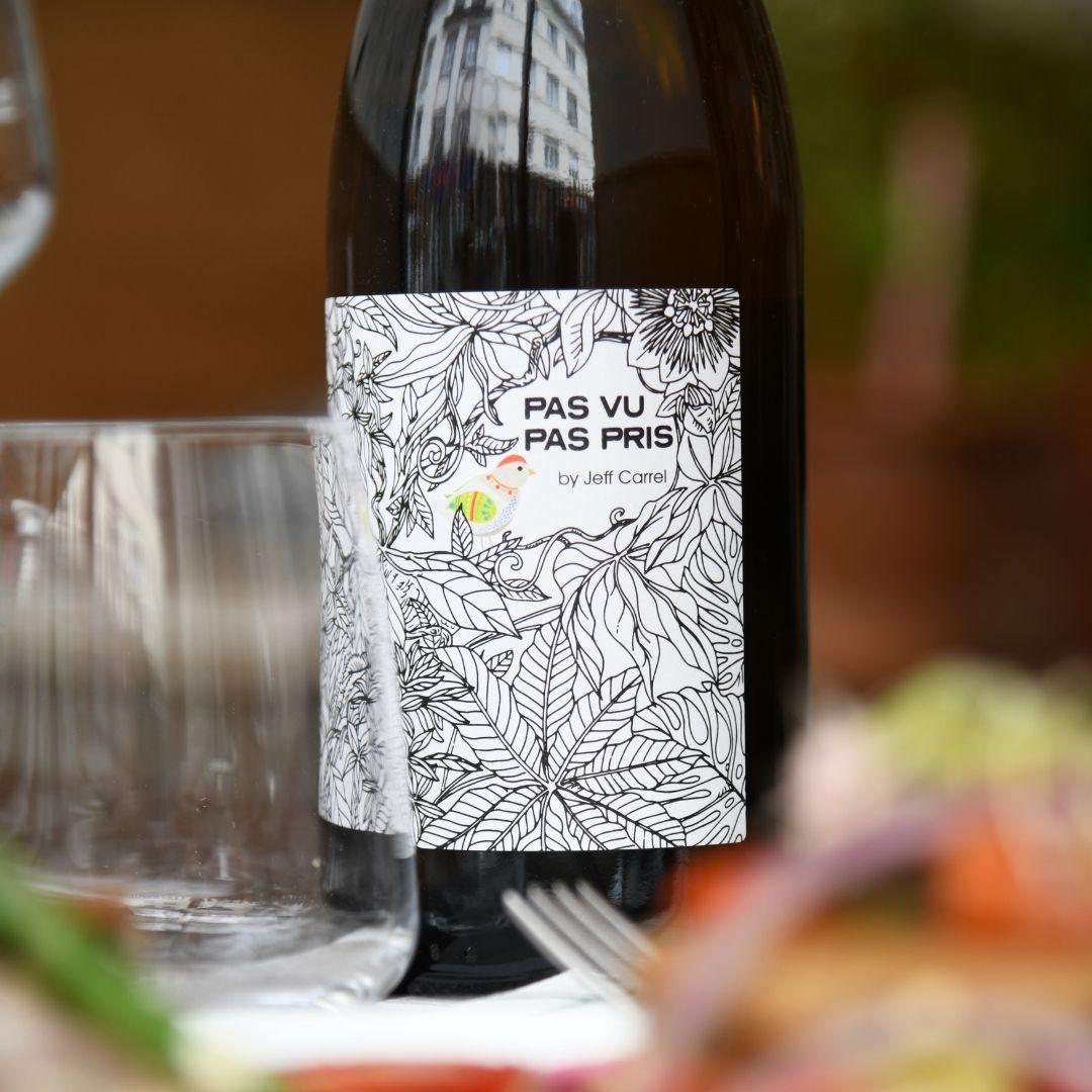 vin au jardin d'hiver à brest